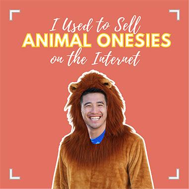 i used to sell animal onesies